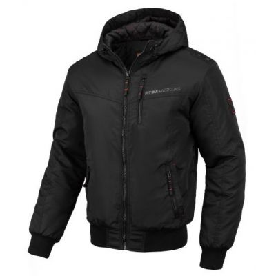 Kurtka hoded jacket spinnake tr2 black