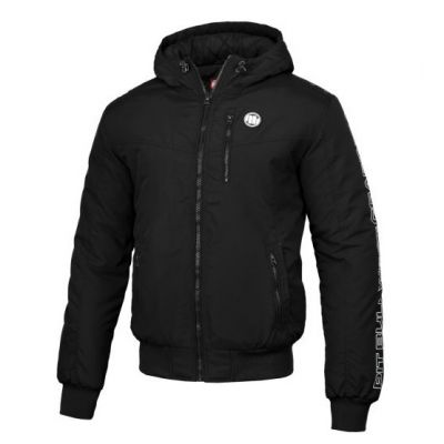Kurtka padded hooded cabrillo