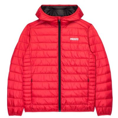 Kurtka ultralight red