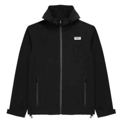 Kurtka softshell city shell black