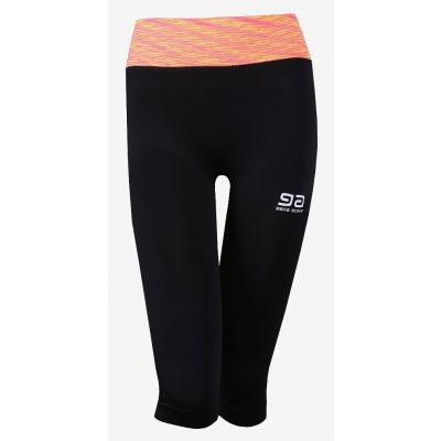 Legginsy Gatta sport orange melange