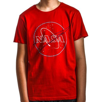 Koszulka Nasa Basic Red