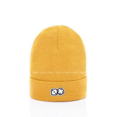 CZAPKA ZIMOWA LUCKY DICE WINTER HAT BEANIE LD HONEY