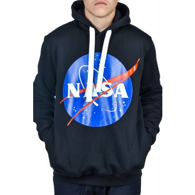 Bluza Kaptur PP Nasa Black