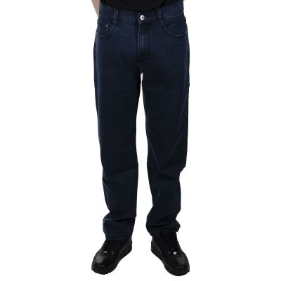 Spodnie Superior Basic Jeans Navy