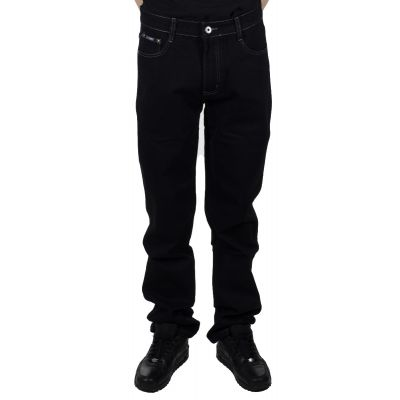 Spodnie Superior Basic Jeans Black
