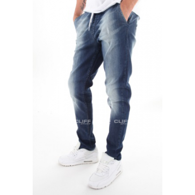 SPODNIE SSG STRETCH-STRAIGHT PREMIUM FIT GUMA DARK