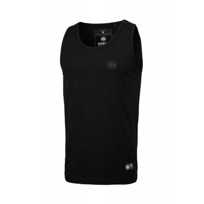 Tanktop PITBULL Small Logo Black