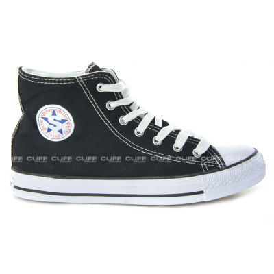 BUTY SMITHS TRAMPKI BLACK M HIGH