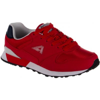 Buty American Club White/Red
