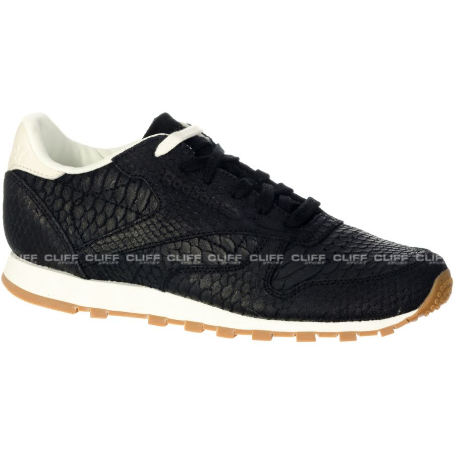BUTY REEBOK CL LEATHER CLEAN EXOTIC