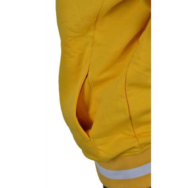 Bluza Sportowa Superior Zip Yellow