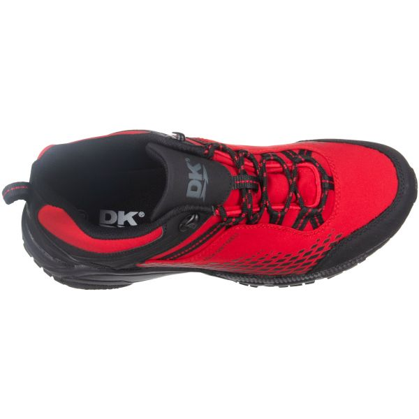 Buty DK Prince red