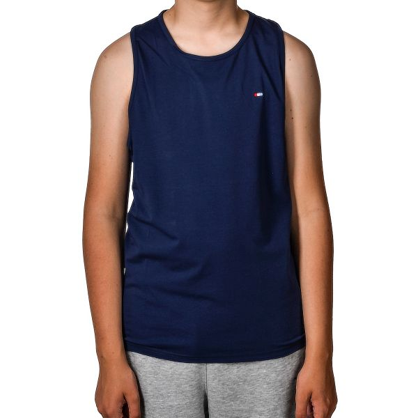 Tank Top Club Ju Znaczek Navy