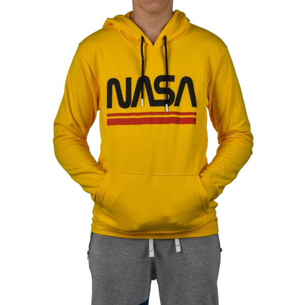 Bluza Kangurka NASA Bless Yellow