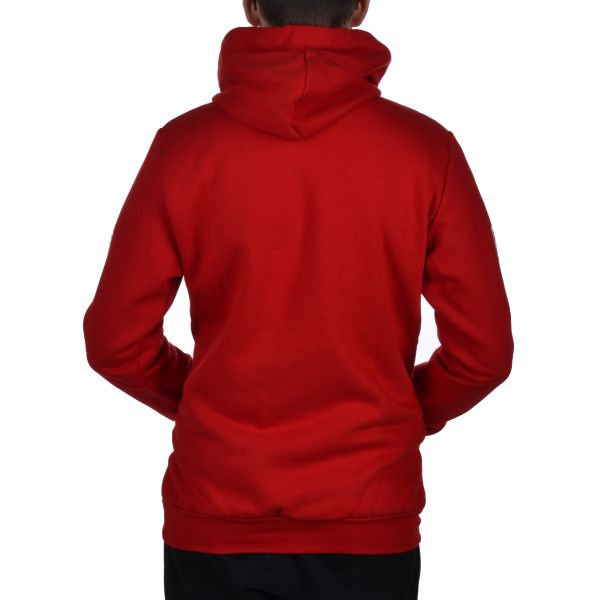 Bluza Kangur PP Superior Basic Cobra Red
