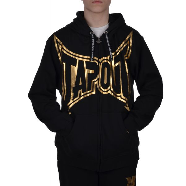 Bluza Tapout Star Black Gold